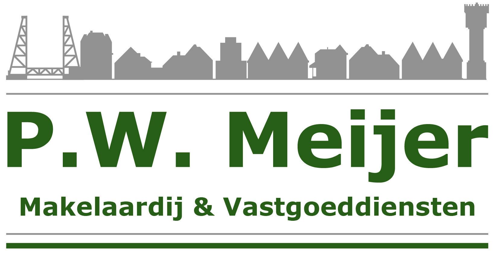 P.W. Meijer logo